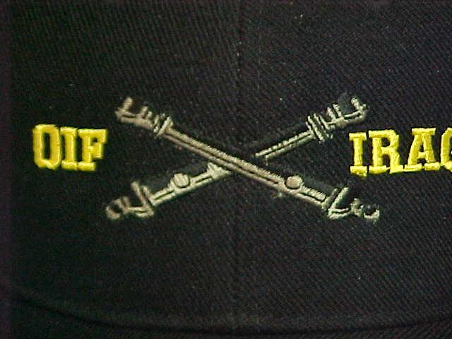 marine corps artillary